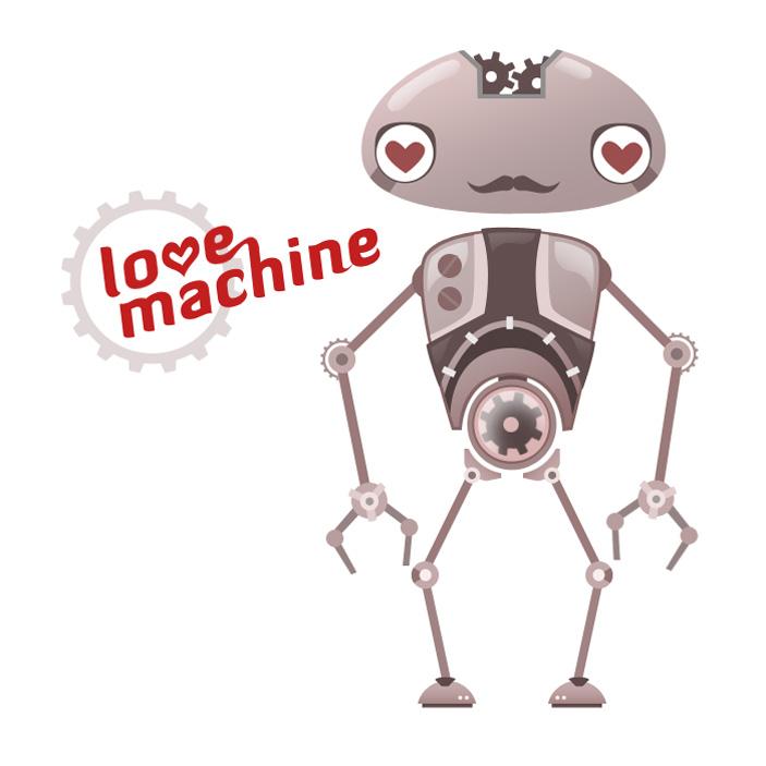 love machine - photo #43